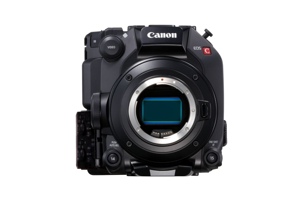 Canon EOS C500 Mark II