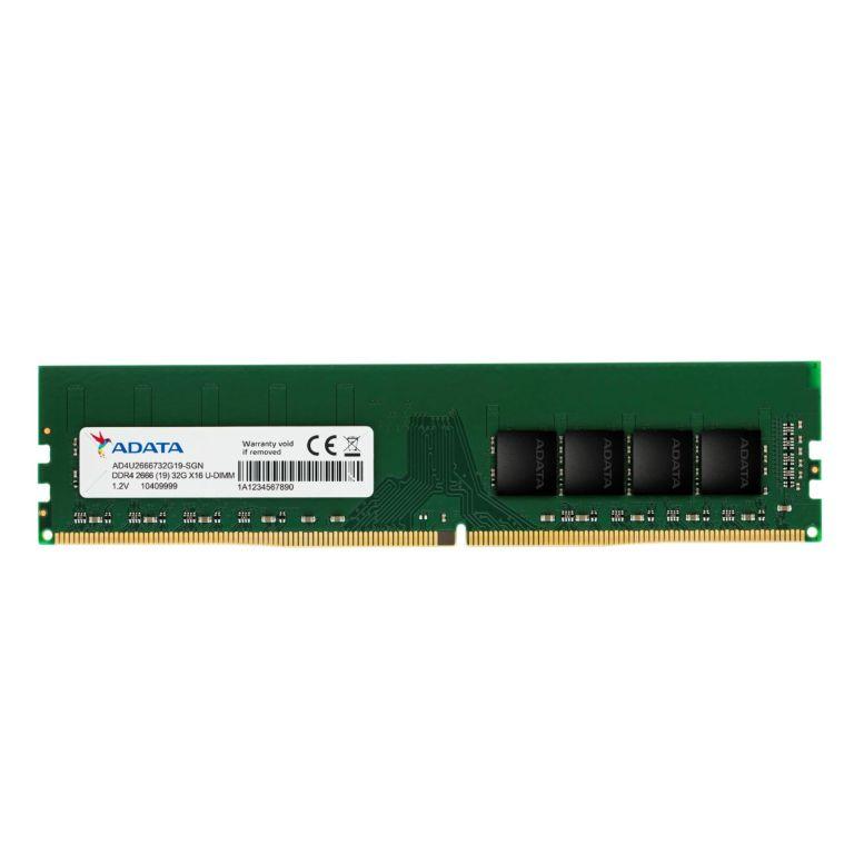 ADATA DDR4 2666 U DIMM 32G