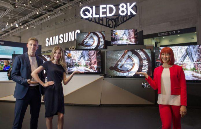 Samsung IFA 2019 QLED 8K