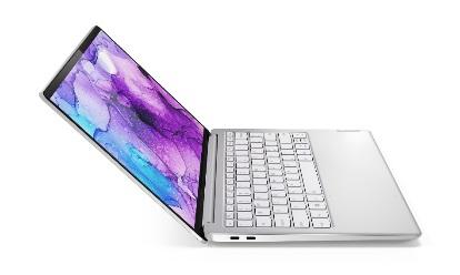 Nový 13-palcový notebook IdeaPad S540 (v bielej farbe)