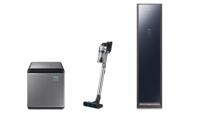 Samsung predstavuje tri dynamické produkty