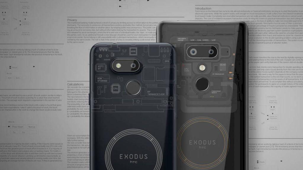 smartfón HTC EXODUS 1s