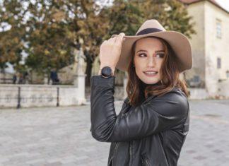 Paulina Fialkova Huawei Watch GT2
