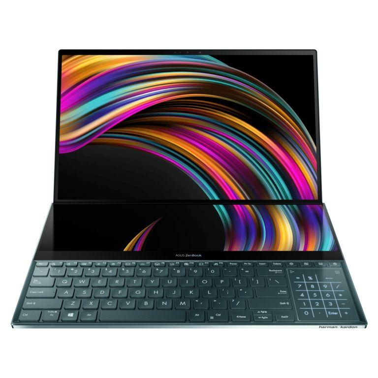 Asus ZenBook Pro Duo_UX581_Dual 4K with ScreenPad Plus
