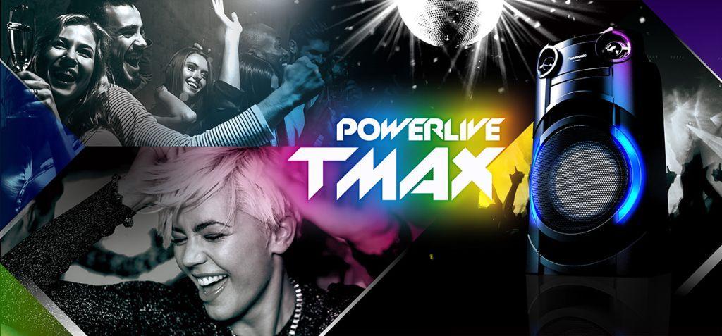 Panasonic SC-Tmax10