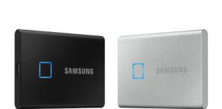 Samsung SSD disk T7