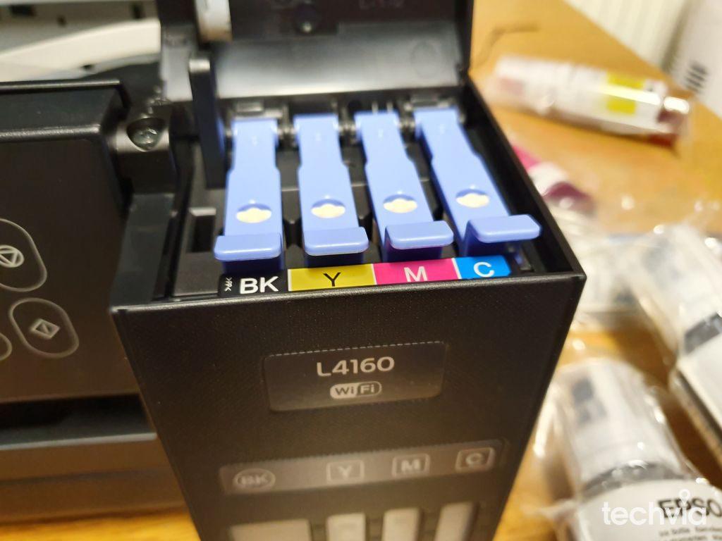 tlačiareň EPSON L4160