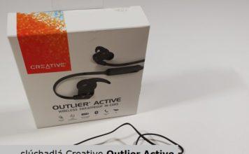 Slúchadlá Creative Outlier Active