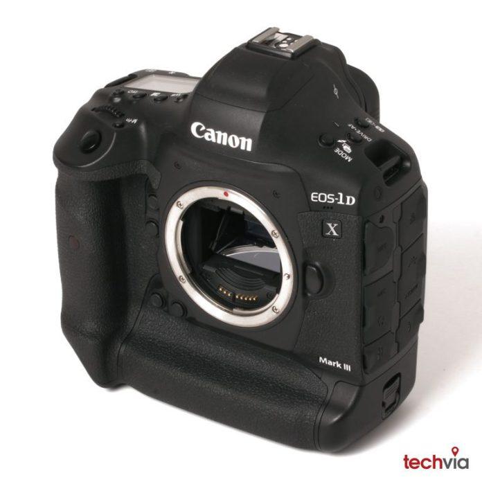 fotoaparát Canon EOS 1DX MarkIII