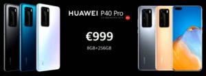 smartfón HUAWEI P40Pro