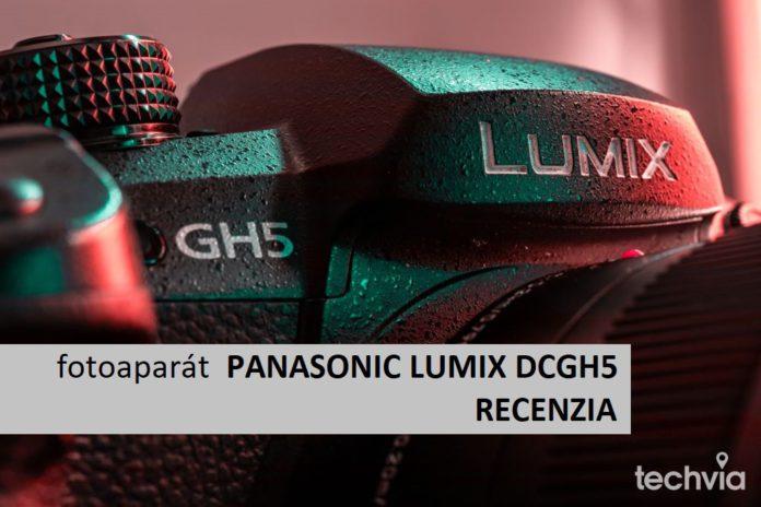 fotoaparát PANASONIC LUMIX DCGH5