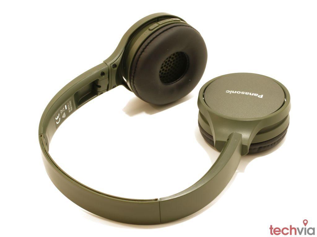 bezdrôtové slúchadlá Panasonic RP-HF410B