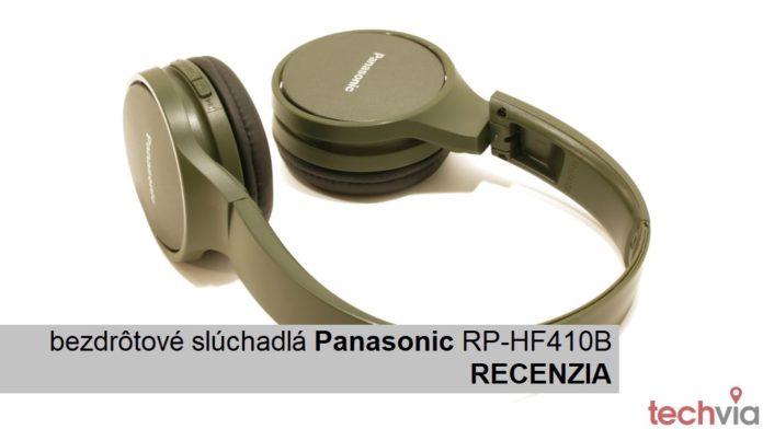 Panasonic RP-HF410B