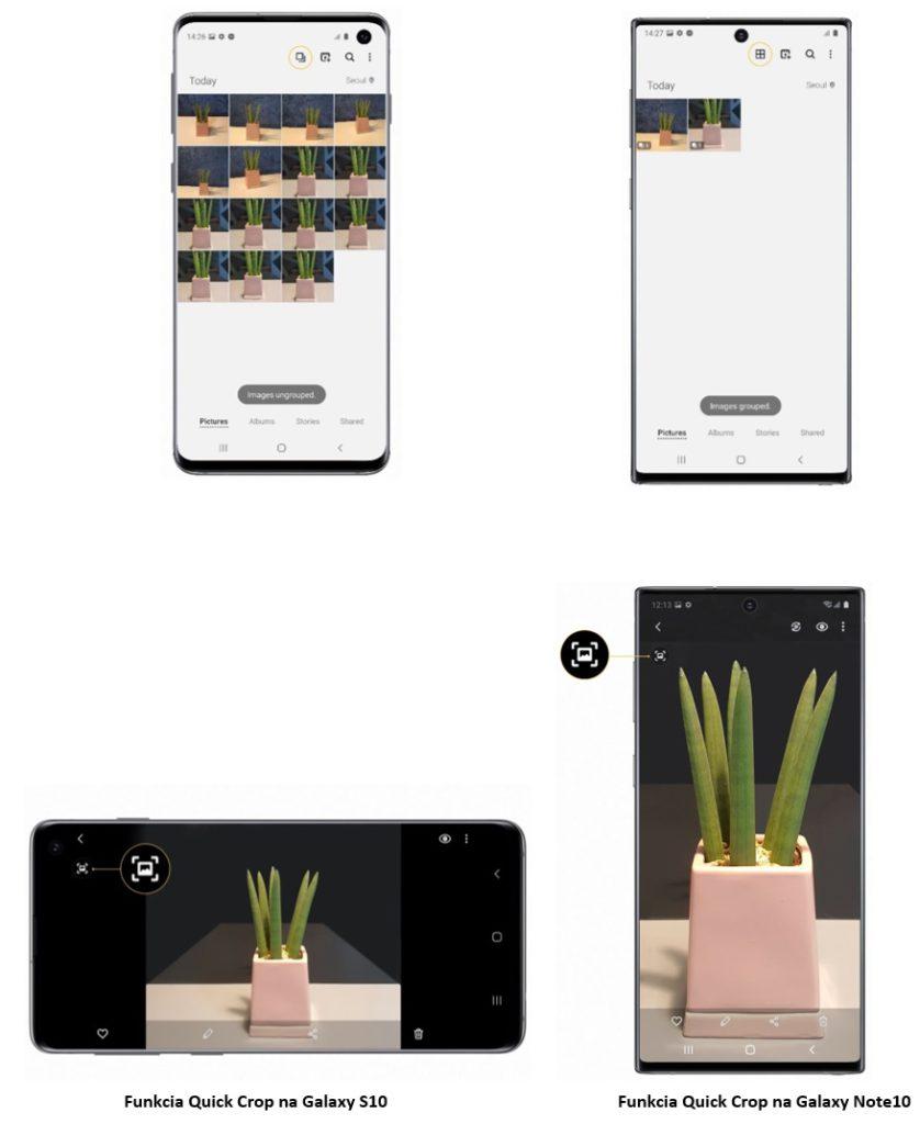 Samsung vylepšuje fotografické schopnosti