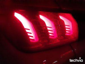 brzdové svetlá PEUGEOT 208