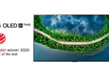 televízor LG GX OLED TV