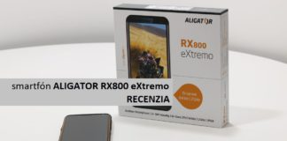 ALIGATOR RX800 EXTREMO