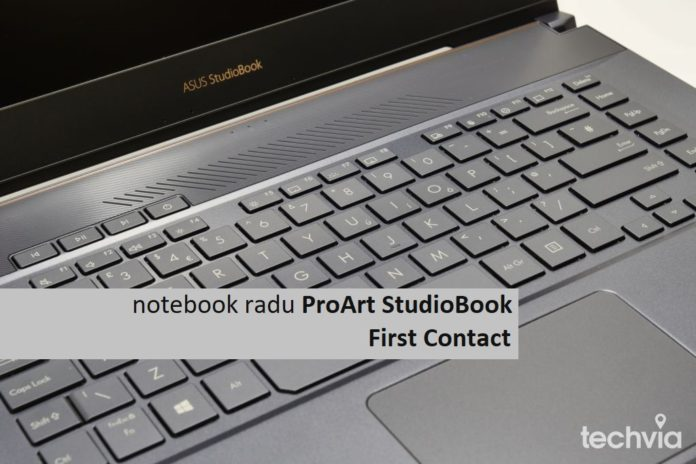 ASUS ProArt StudioBook