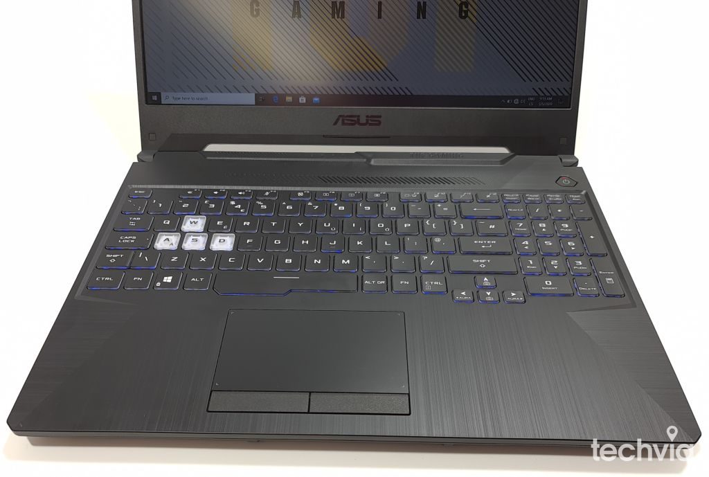 notebook ASUS TUF GAMING