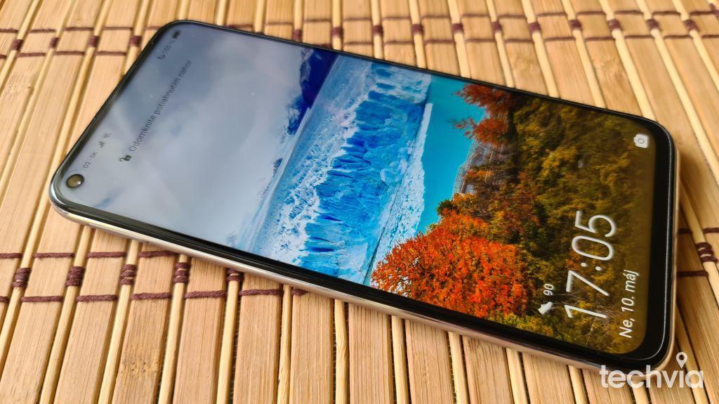 smartfón HUAWEI P40lite