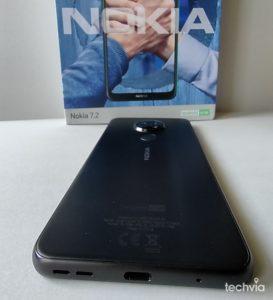 smartfón NOKIA 7.2