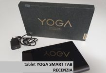 Tablet YOGA SMART TAB