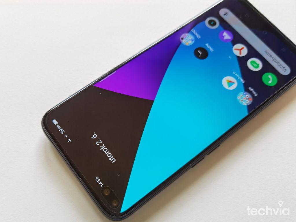 smartfón realme 6 Pro