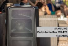 Samsung Party Audio Box MX-T70