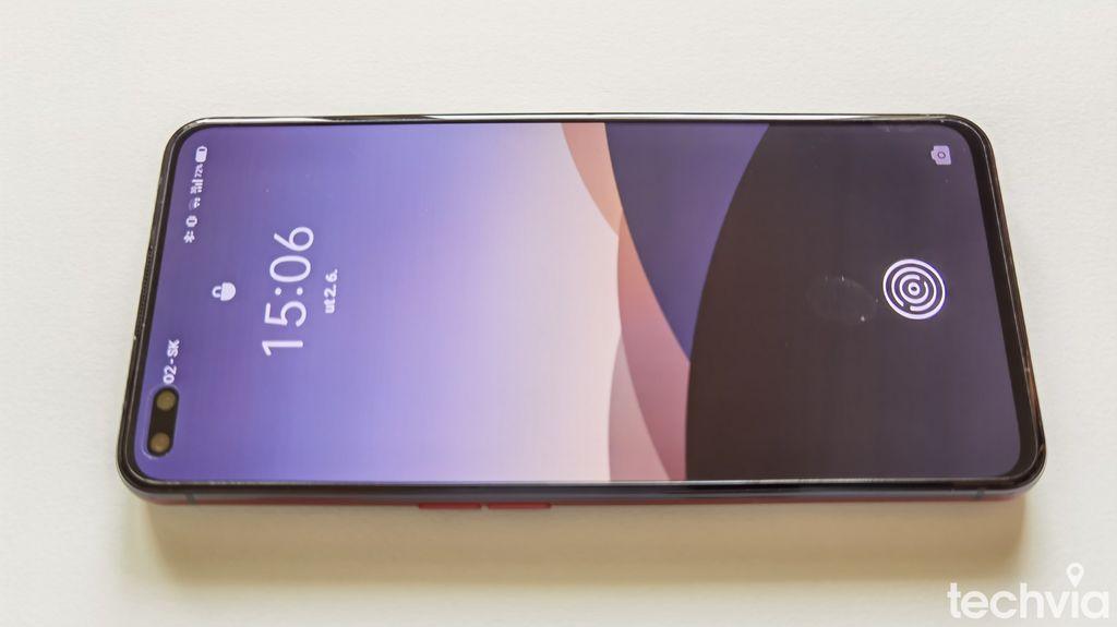 selfie smartphone realme X50 Pro 5G