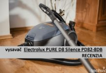 Electrolux PURE D8 Silence PD82-8DB