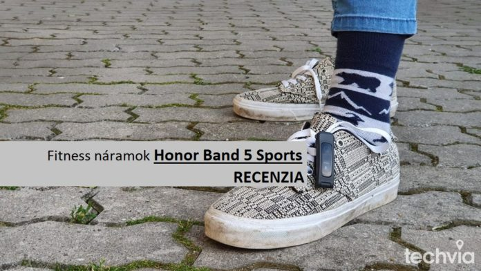 Honor Band 5 Sports