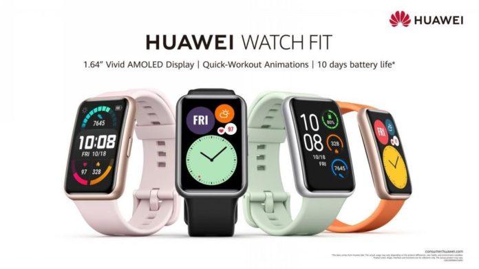 hodinky HUAWEI Watch Fit