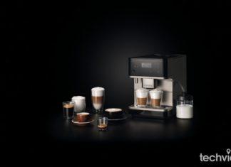kávovar Miele CM6 MilkPerfection