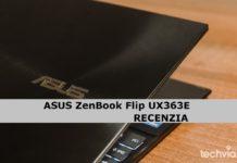 Asus ZenBook Flip UX363E