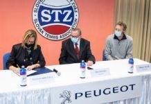 PEUGEOT & Slovenský tenisový zväz