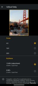 Screenshot moto G 5G