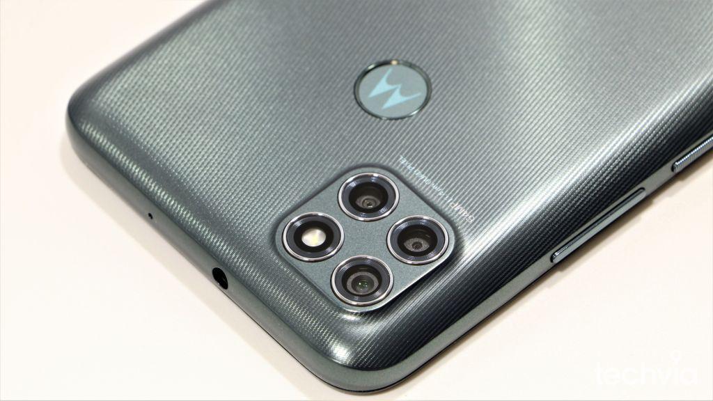 fotoaparát moto G9 POWER