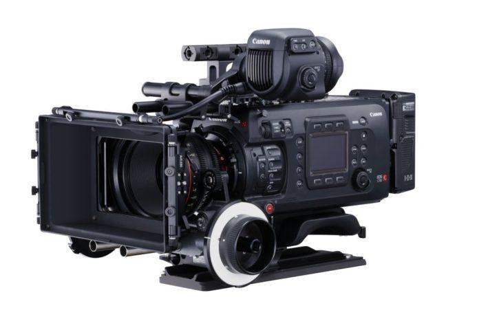 kamera Canon EOS C700 FF