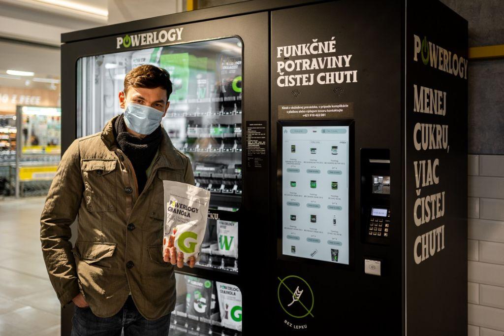 Kiosk - POWERLOGY