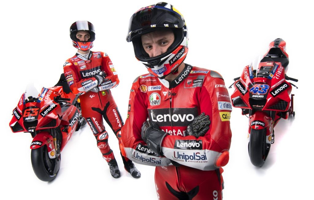 Lenovo & Ducati MotoGP