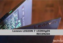 Lenovo Legion 7 15IMHg05