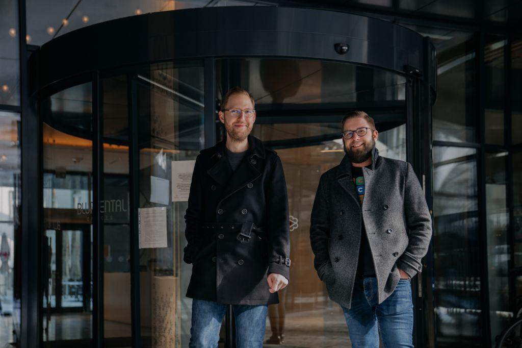 Martin Malych a Viktor Vanek