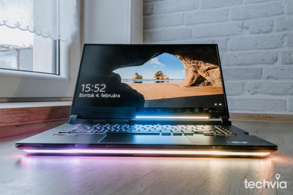 notebook ROG Strix G533QS