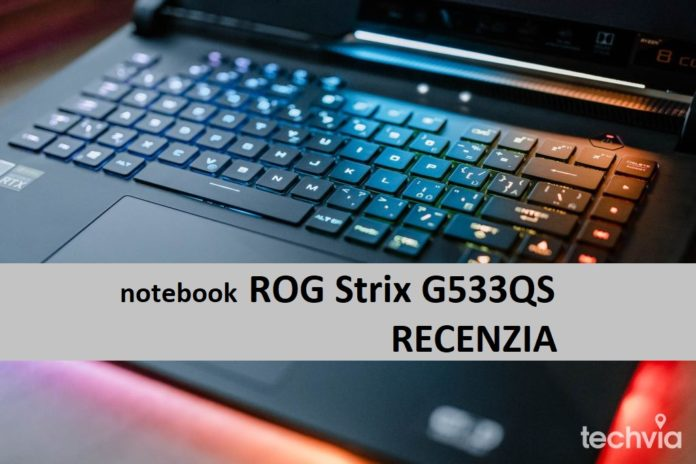 ROG Strix G533QS