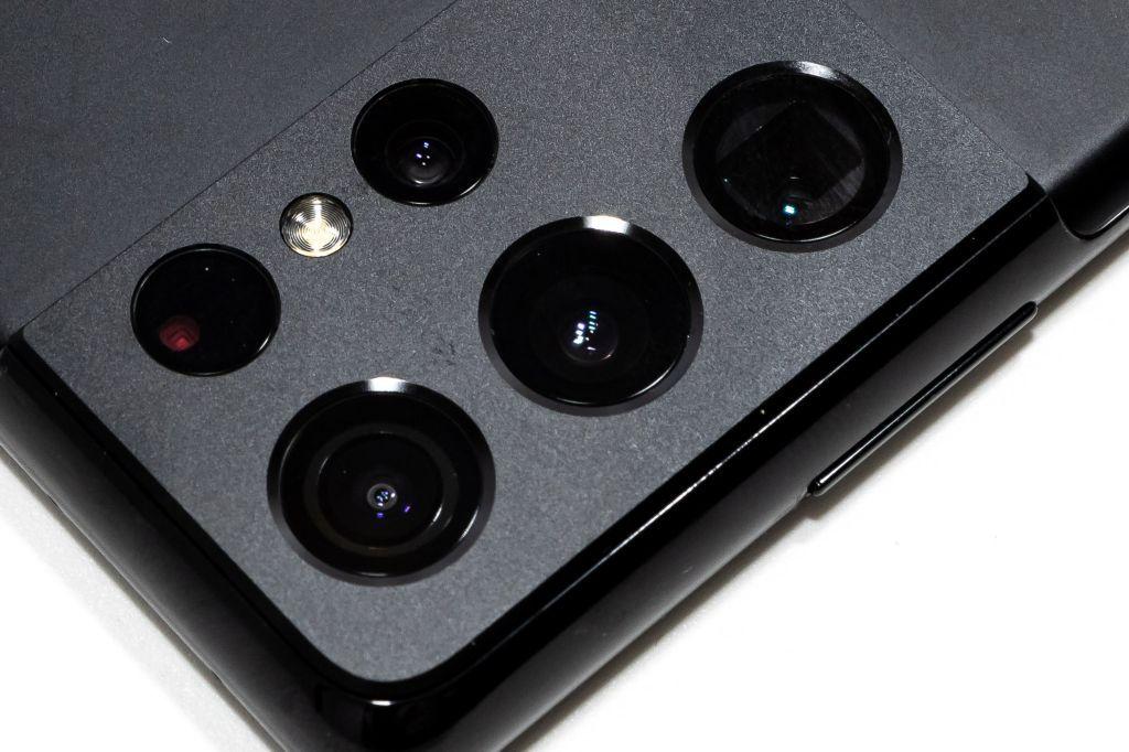 fotoaparát SAMSUNG Galaxy S21 Ultra 5G