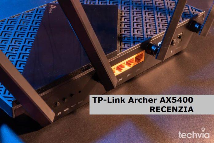 router TP-Link Archer AX5400