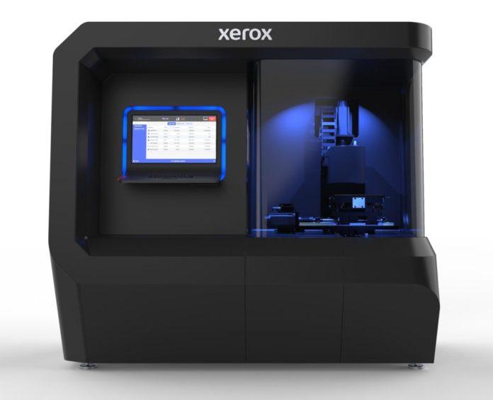 Xerox Liquid Metal Printer