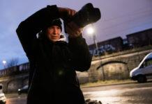 Ambasádor Canon Lorenz Holder pri práci s EOS R5
