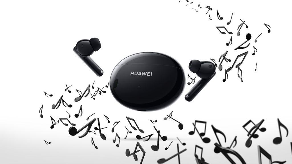 bezdrôtové slúchadlá HUAWEI FreeBuds 4i