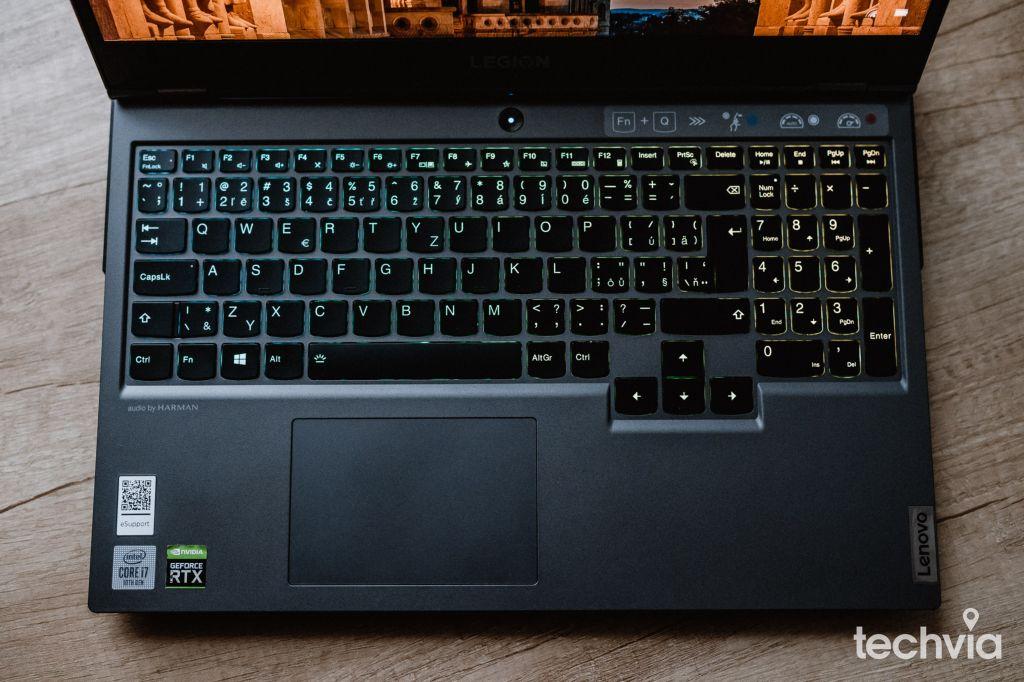 klávesnica Lenovo Legion 5P 15IMH05H